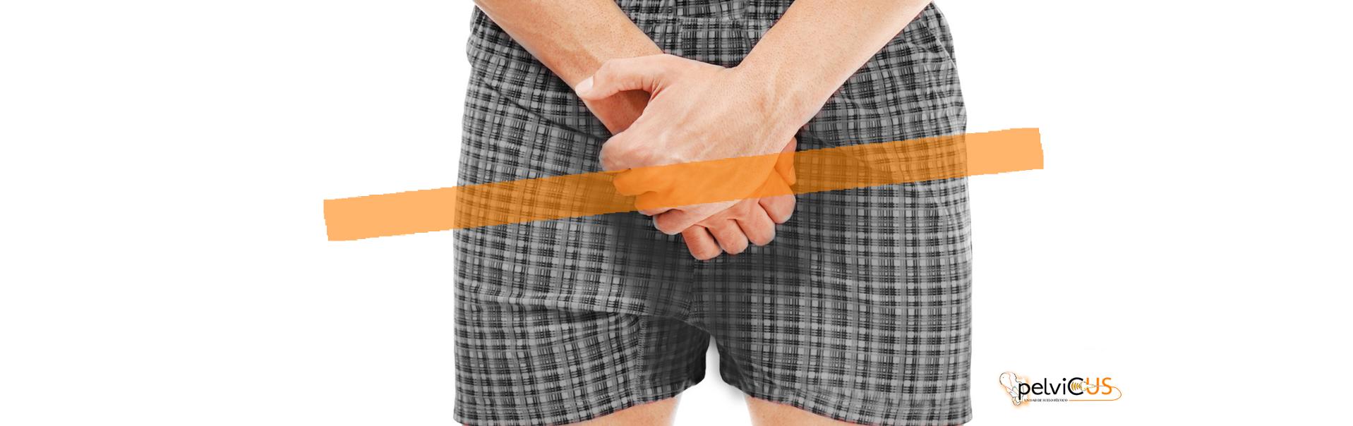 operación de incontinencia de próstata